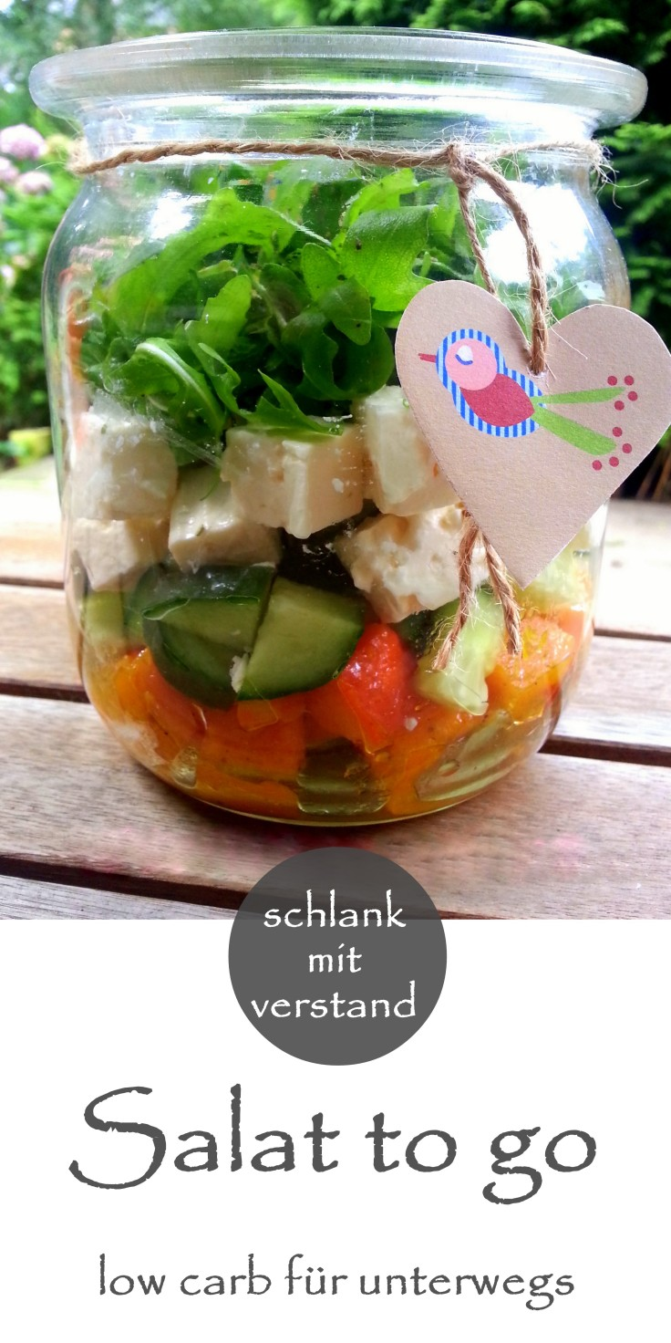 Salat to go low carb