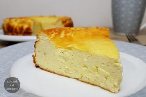 low carb Käsekuchen Rezept ohne Boden
