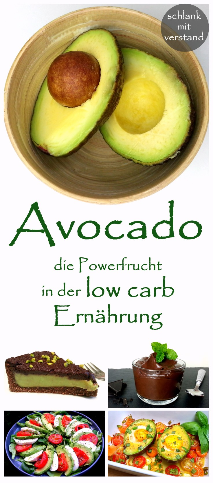 Avocado Powerfrucht low carb