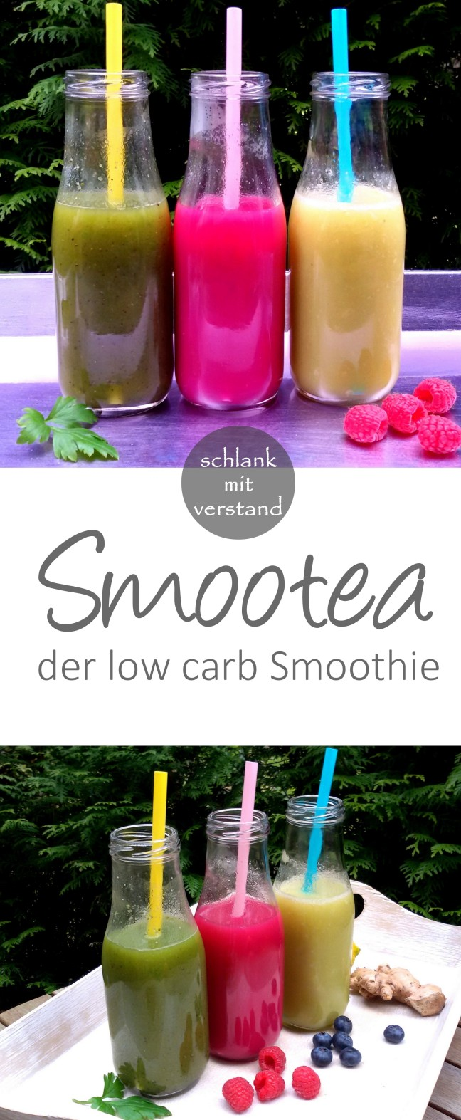 Smootea low carb Smoothie