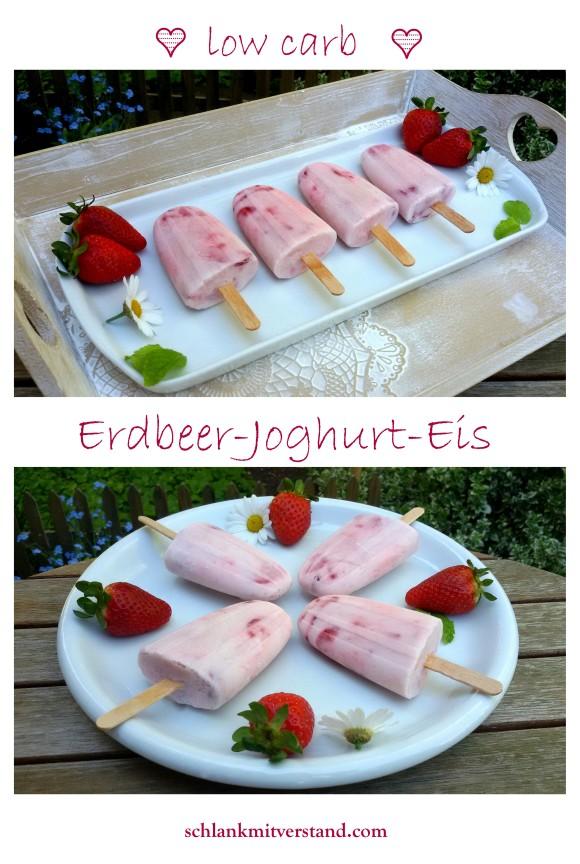 Erdbeer-Joghurt-Eis1