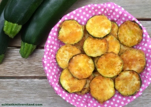 Zucchini-Fritters low carb