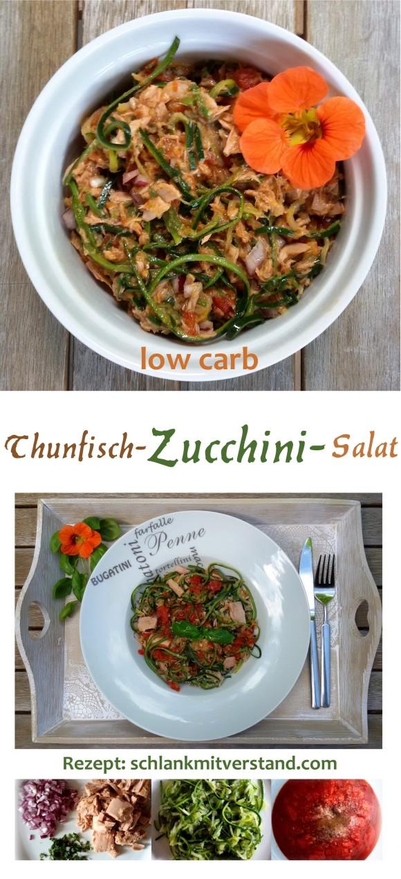 Thunfisch-Zucchini-Salat 1