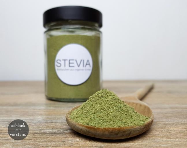 Atemberaubend Reines Stevia Pulver ganz leicht selber herstellen DIY – Low carb @UJ_23