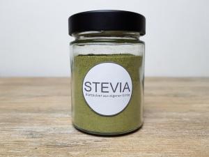 Stevia reines Blattpulver