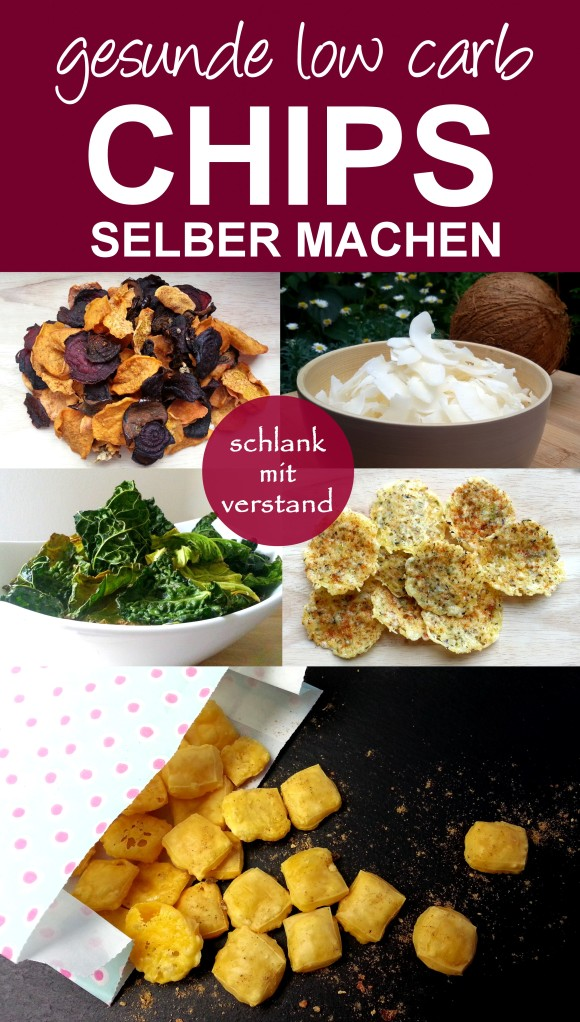 low carb Chips selber machen