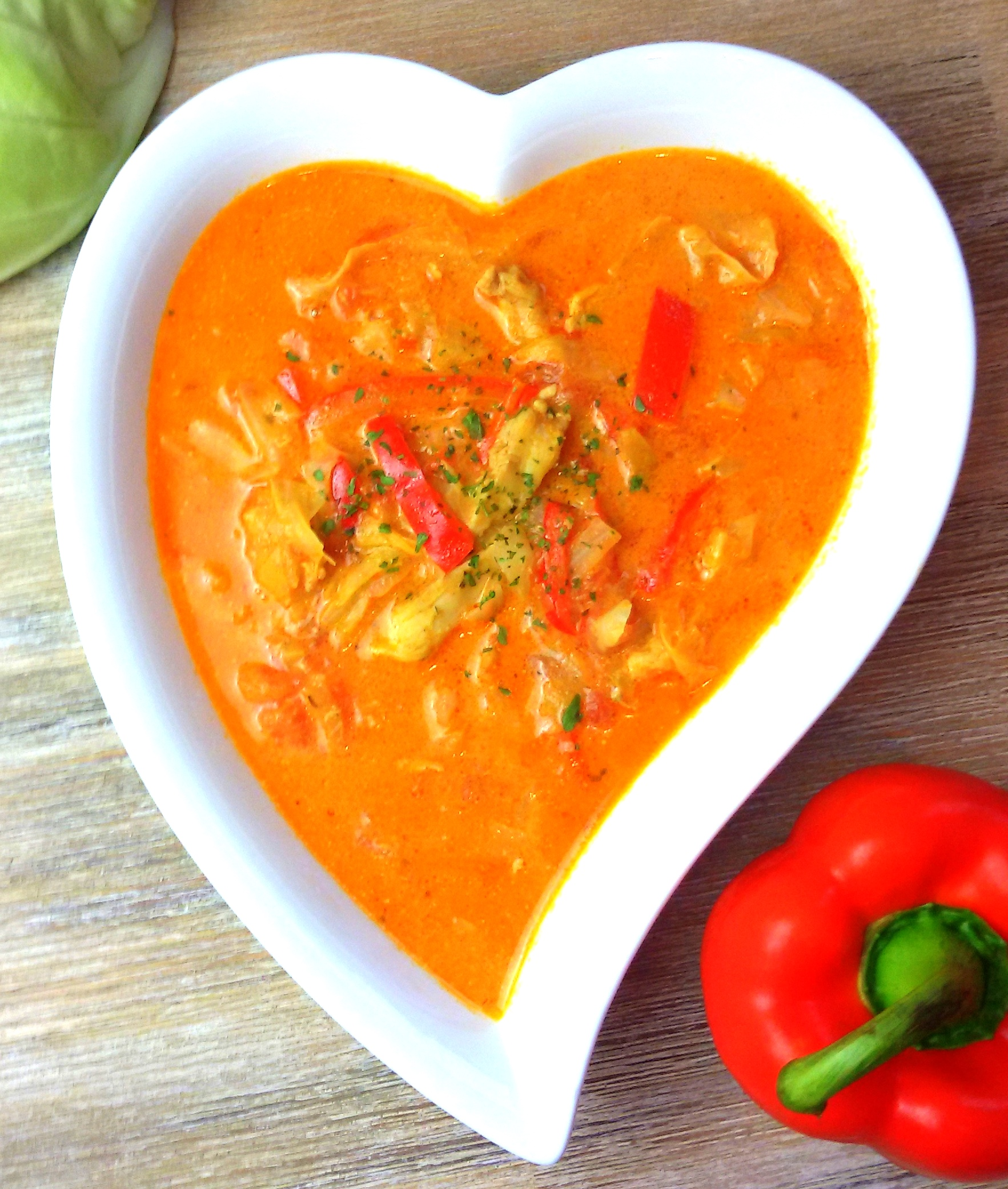 low carb Gyrossuppe