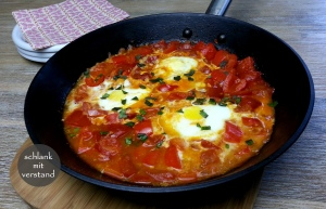 Shakshuka low carb Rezept