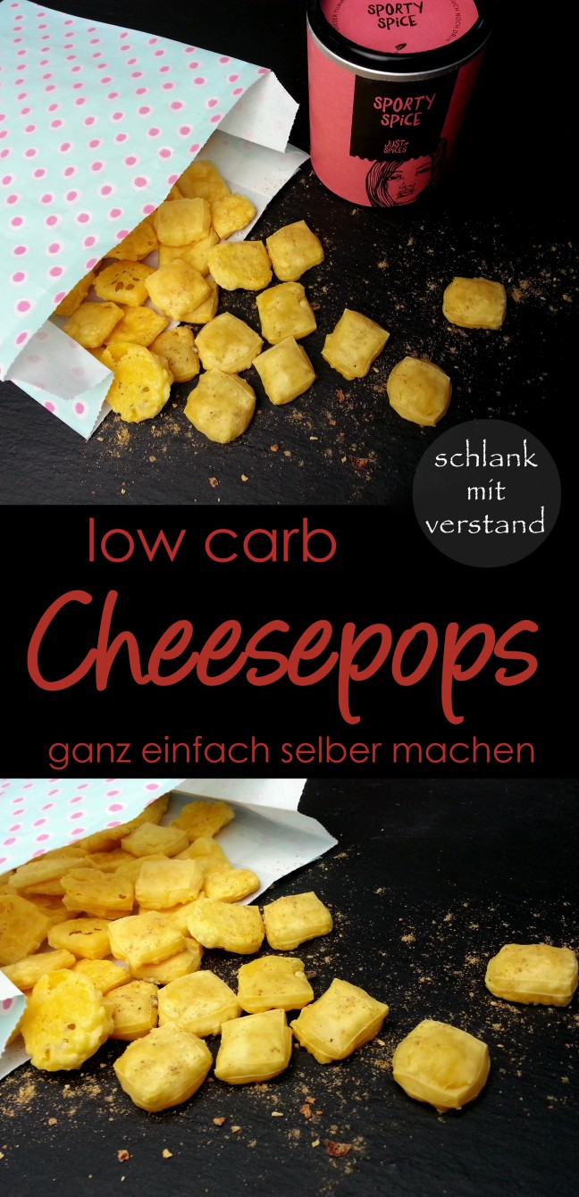 low carb Cheesepops selber machen