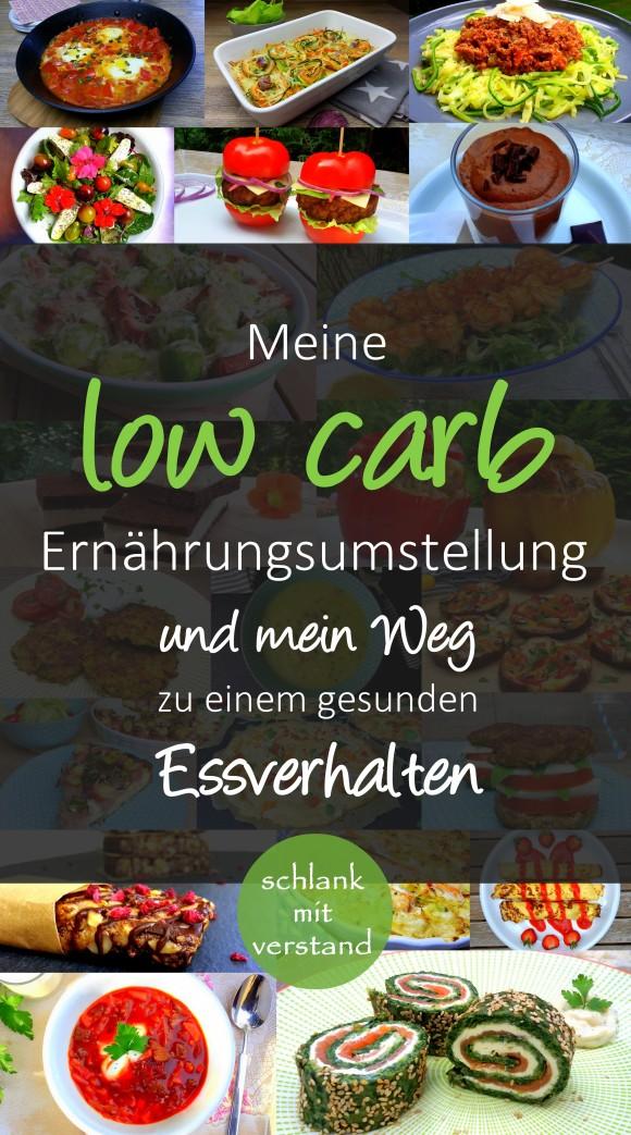 Meine low carb Ernährungsumstellung schlankmitverstand