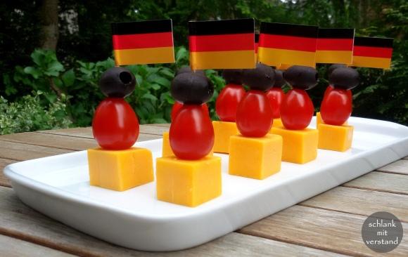 WM Snack einfach und schnell