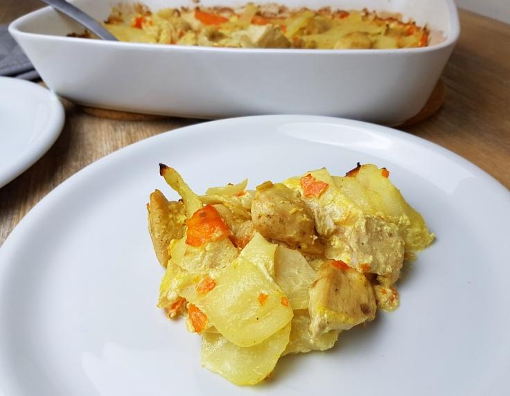 low carb hähnchen-curry rezept