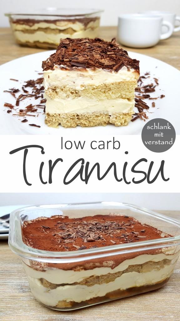 tiramisu low carb rezept