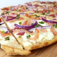 Flammkuchen low carb