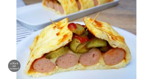 Hot Dog Rolle low carb Rezept