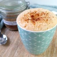Cappuccino Pulver low carb selber machen